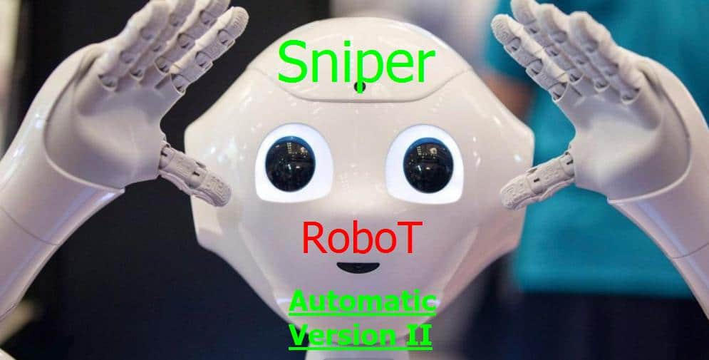 sniper robot automatic Version II